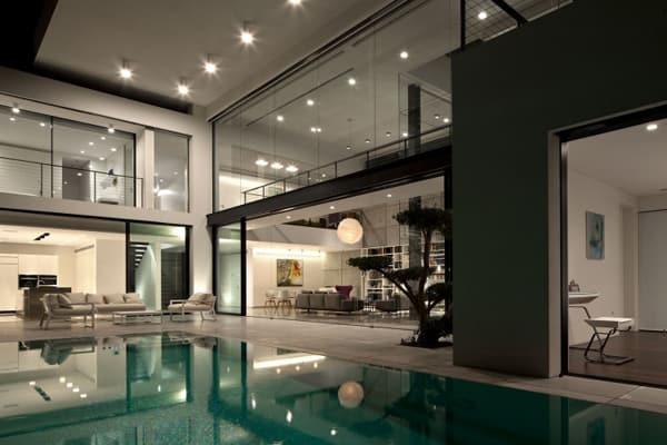 Contemporary Bauhaus on the Carmel-Pitsou Kedem Architects-16-1 Kindesign