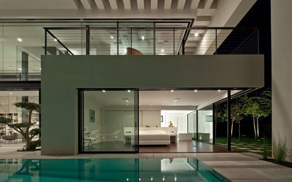 Contemporary Bauhaus on the Carmel-Pitsou Kedem Architects-17-1 Kindesign