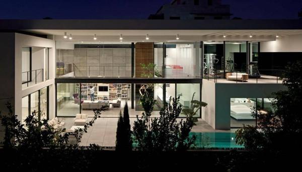 Contemporary Bauhaus on the Carmel-Pitsou Kedem Architects-18-1 Kindesign