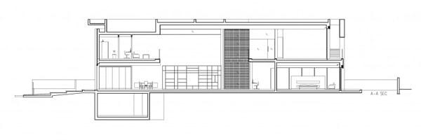 Contemporary Bauhaus on the Carmel-Pitsou Kedem Architects-21-1 Kindesign