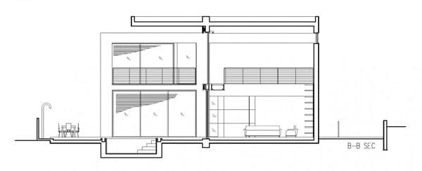 Contemporary Bauhaus on the Carmel-Pitsou Kedem Architects-22-1 Kindesign