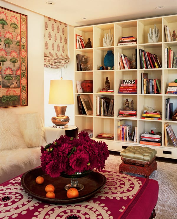 Cozy Living Spaces with Books-02-1 Kindesign