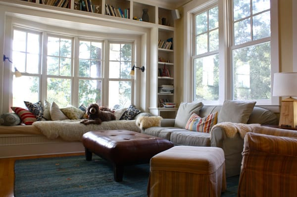 Cozy Living Spaces with Books-14-1 Kindesign