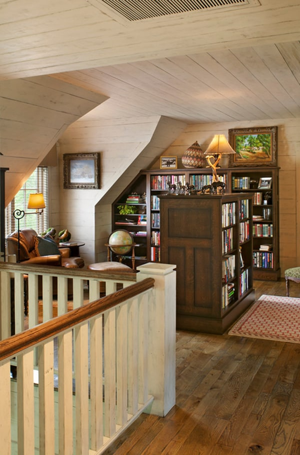 Cozy Living Spaces with Books-21-1 Kindesign