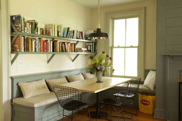 Cozy Living Spaces with Books-28-1 Kindesign