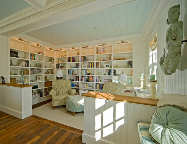 Cozy Living Spaces with Books-30-1 Kindesign
