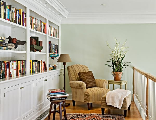 Cozy Living Spaces with Books-42-1 Kindesign