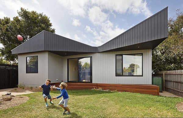 featured posts image for Contemporary dwelling in Australia: Fairfield Hacienda