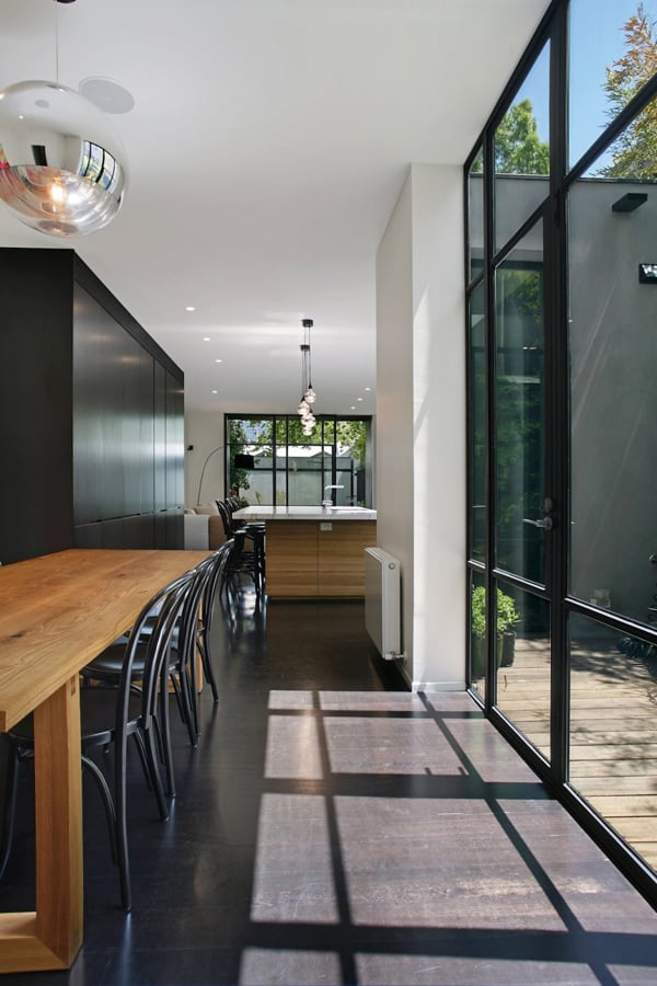 Fitzroy Residence Carr Architecture 12 1 Kindesign Victorian residence with