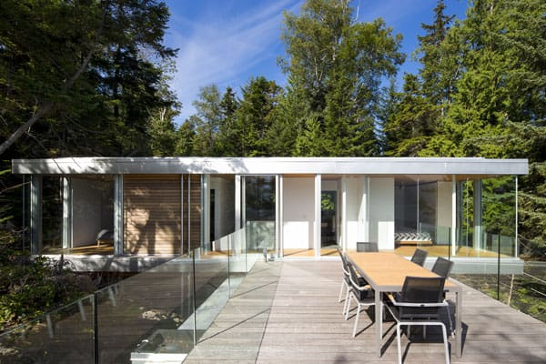 Gambier Island House-Mcfarlane Green Biggar Architecture-10-1 Kindesign