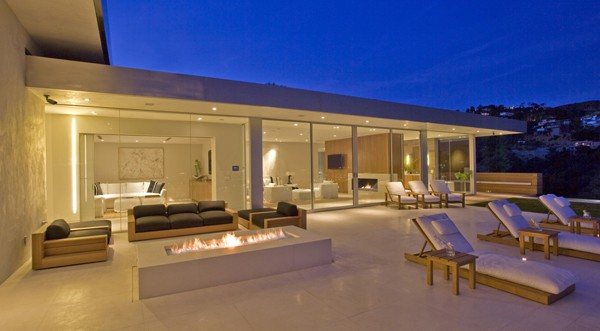 Hollywood Hills Residence- McClean Design-05-1 Kindesign
