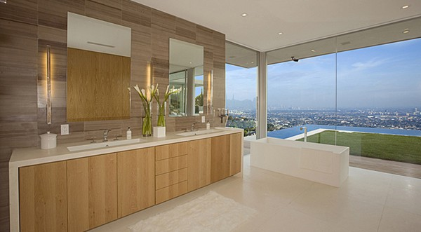 Hollywood Hills Residence- McClean Design-14-1 Kindesign