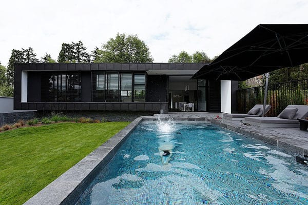 featured posts image for Unbelievable modern family home in France: Maison C