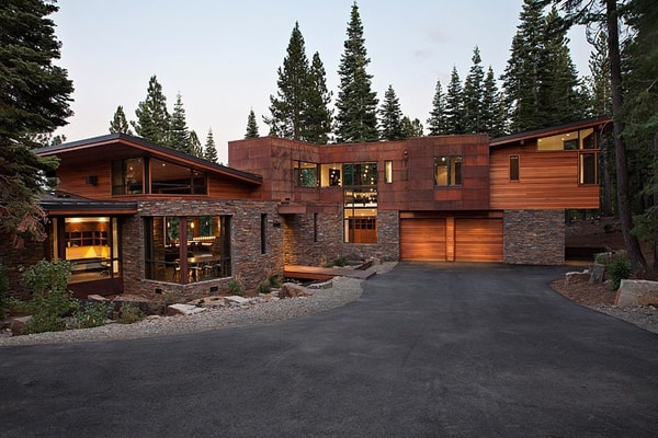 featured posts image for Fabulous Mountain Modern Digs in North Lake Tahoe
