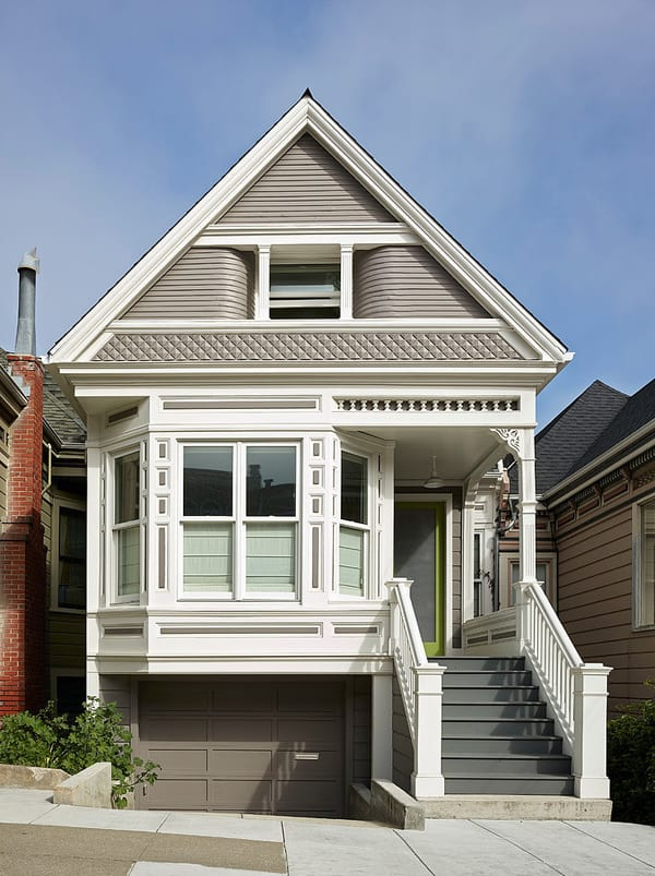 featured posts image for Stunning transformation of San Francisco Victorian house