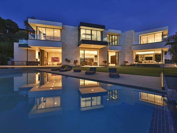 featured posts image for Sumptuous pad in the Hollywood Hills: 9133 Oriole Way