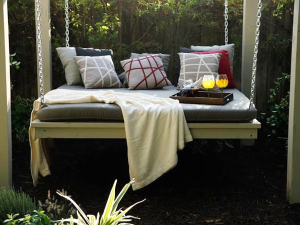 featured posts image for 21 Inspirational examples of outdoor summer lounging spaces