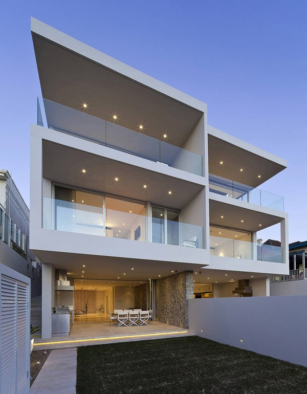 featured posts image for Contemporary property in Sydney: Portland Street Duplex