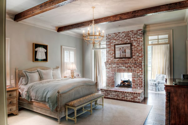 Refresh your Brick Fireplace-03-1 Kindesign