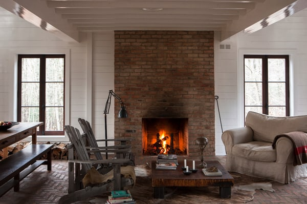 Refresh your Brick Fireplace-04-1 Kindesign