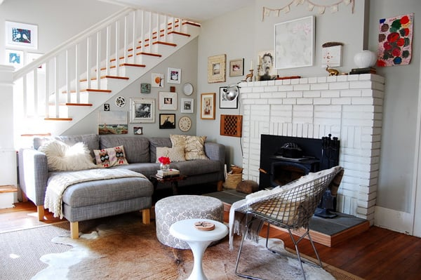 Refresh your Brick Fireplace-05-1 Kindesign