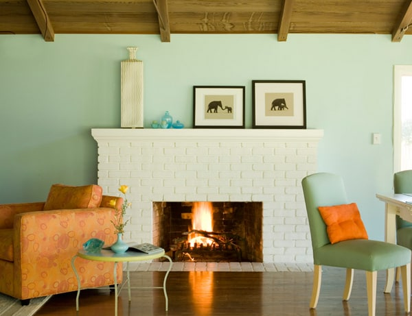 Refresh your Brick Fireplace-06-1 Kindesign