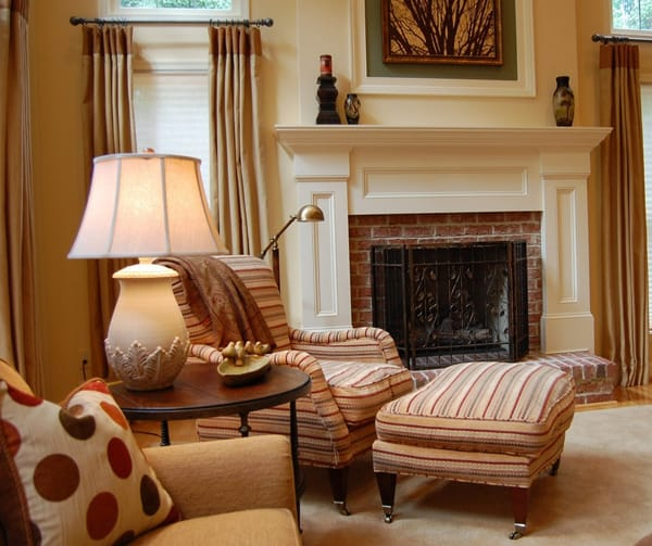Refresh your Brick Fireplace-07-1 Kindesign
