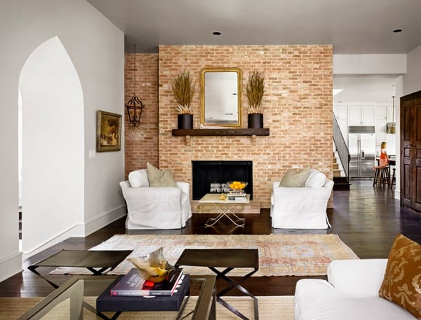 Refresh your Brick Fireplace-08-1 Kindesign
