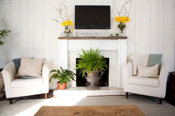 Refresh your Brick Fireplace-10-1 Kindesign