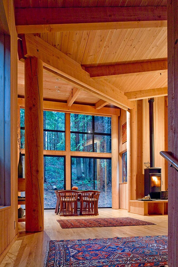 Sea Ranch Cabin-Frank Architects-03-1 Kindesign