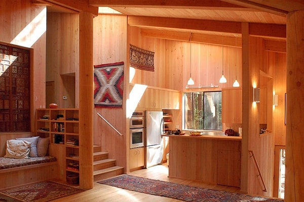 Sea Ranch Cabin-Frank Architects-04-1 Kindesign