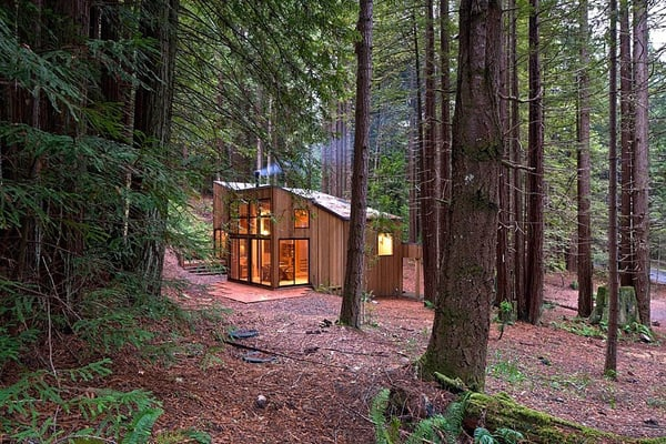 Sea Ranch Cabin-Frank Architects-06-1 Kindesign