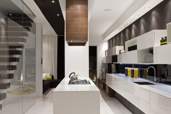 Trinity Bellwoods Townhome-Cecconi Simone-02-1 Kindesign