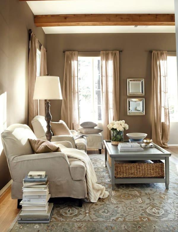 Warm Color Schemes Living Room 06 1 Kindesign