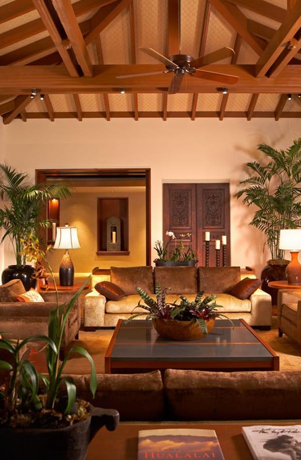 Warm Color Schemes-Living Room-23-1 Kindesign