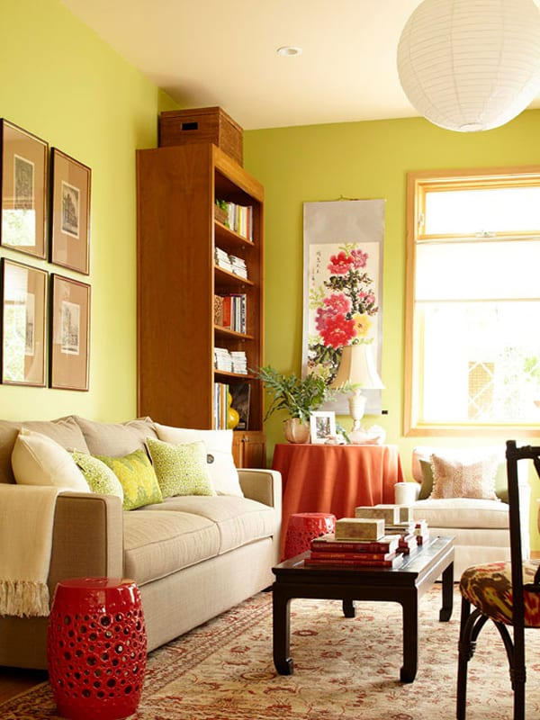 Warm Color Schemes-Living Room-24-1 Kindesign