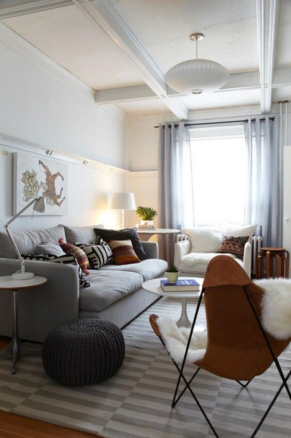 Warm Color Schemes-Living Room-29-1 Kindesign