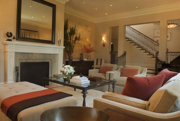 Warm Color Schemes Living Room 40 1 Kindesign