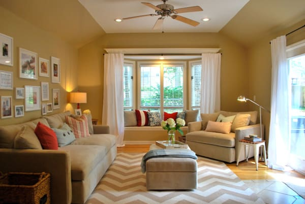 Warm Color Schemes-Living Room-41-1 Kindesign