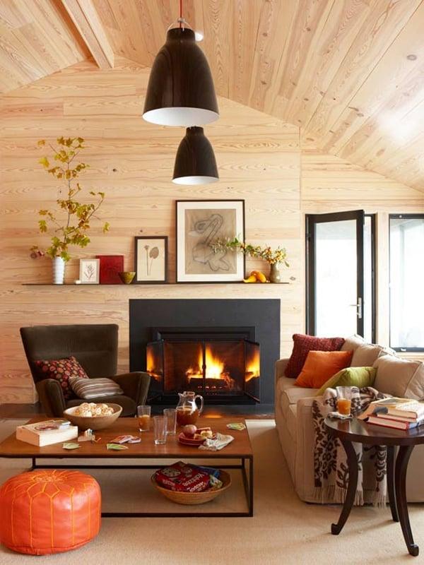 Warm Color Schemes-Living Room-42-1 Kindesign