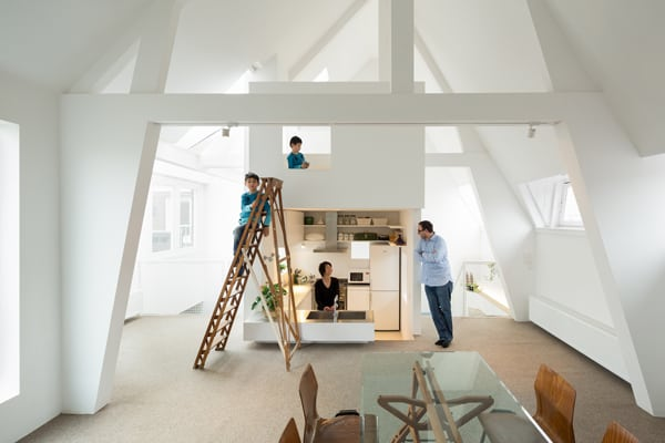 featured posts image for Apartment renovation project in Amsterdam by MAMM Design