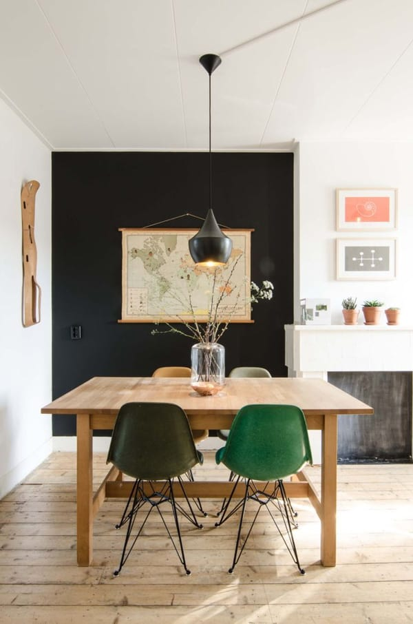 Black Painted Walls-38-1 Kindesign
