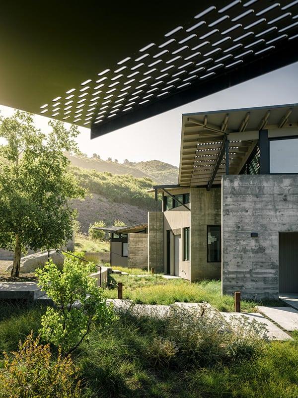 Butterfly House-Feldman Architecture-05-1 Kindesign