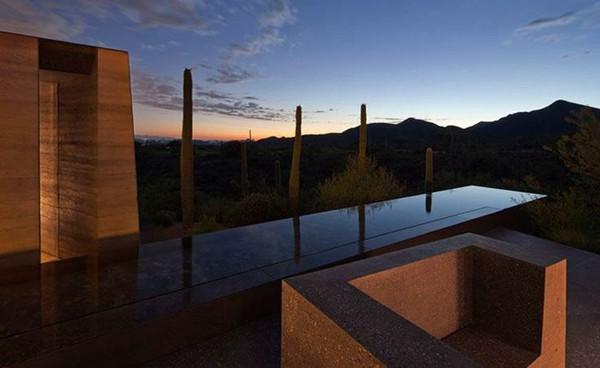 Desert Courtyard House-Wendell Burnette Architects-020-1 Kindesign