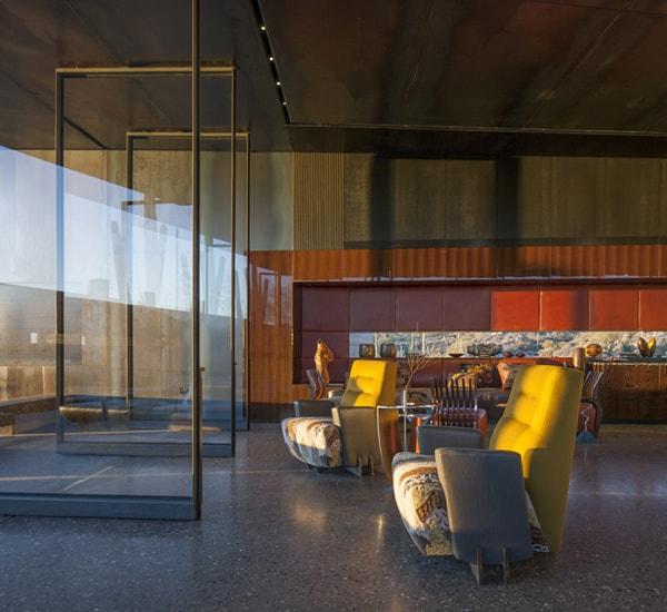 Desert Courtyard House-Wendell Burnette Architects-06-1 Kindesign