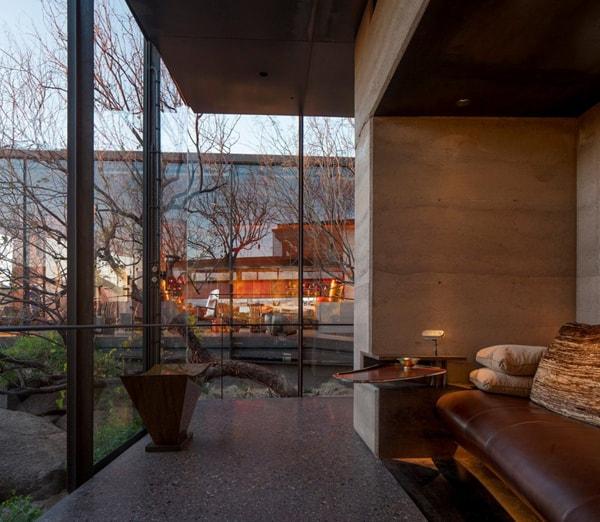 Desert Courtyard House-Wendell Burnette Architects-11-1 Kindesign