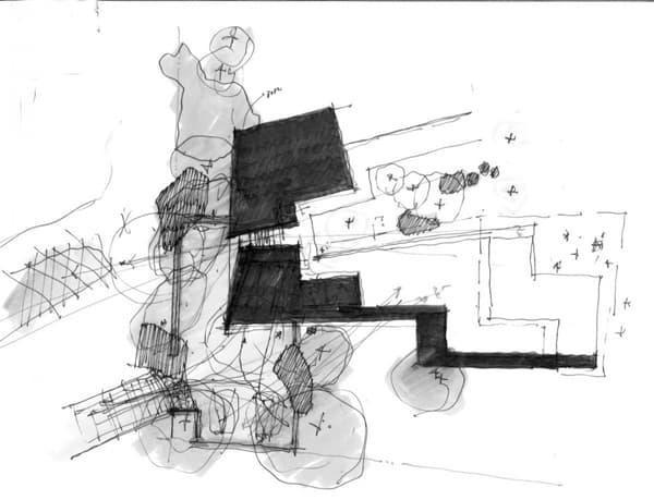 Desert Courtyard House-Wendell Burnette Architects-22-1 Kindesign