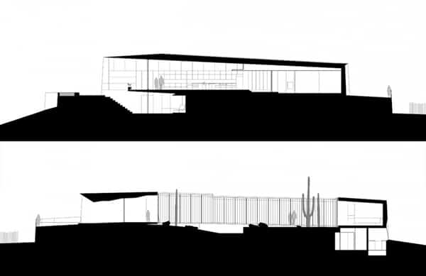 Desert Courtyard House-Wendell Burnette Architects-26-1 Kindesign