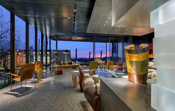 Desert Courtyard House-Wendell Burnette Architects-30-1 Kindesign