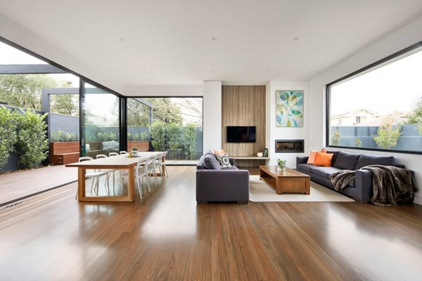 featured posts image for Modern Living in Australia: East Malvern Residence